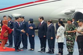 Jokowi Tiba di Ibu Kota Akhiri Kunjungan KTT-LB OKI