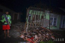 BPBD Jabar: Sembilan Kabupaten/Kota Terdampak Gempa