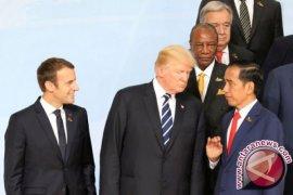 Presiden harap pertemuan Trump-Kim dorong perdamaian dunia