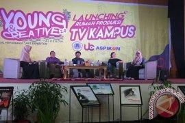 UNG Luncurkan Rumah Produksi TV Kampus