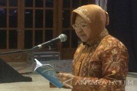 Risma Baca Puisi di Balai Pemuda (Video)