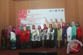 Peringatan Hari Ibu 89 Dan HUT GOW Kota Banjarbaru