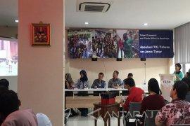 TETO Surabaya Fasilitasi Acara Berbagi Pengalaman Eks-TKI