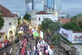 Pemkot Surabaya Terus Berupaya Hidupkan Kawasan Jalan Tunjungan