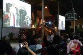 Misa Natal Gereja Katedral Bogor Imbau Perdamaian
