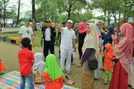 Kota Bengkulu berencana tarik retribusi di wisata Taman Kota
