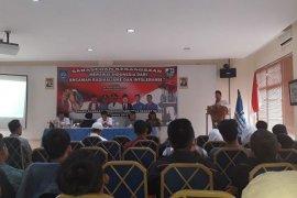 KNPI Bangka Tengah gelar seminar tentang radikalisme