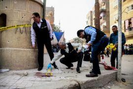 Pengadilan Mesir vonis mati dua pelaku serangan gereja