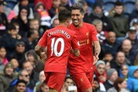 Liverpool berpesta 5-0 atas  Swansea