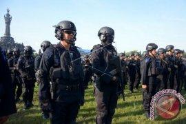 Polda Bali tingkatkan pengamanan Operasi Bina Waspada Agung