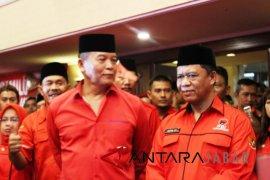 Hasanah dapat dukungan dari GP Ansor Cirebon