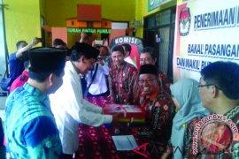 Pasangan Bambang-Nizar Resmi Mendaftarkan ke KPU