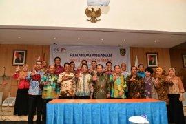 Lampung Perkuat Infrastruktur Pendukung Industri Pertanian Dan Pariwisata