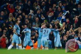 Manchester City Kalahkan Chelsea 1-0