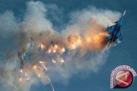 Rusia jual pesawat tempur ke Myanmar
