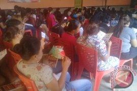BNNP sosialisasikan bahaya narkoba di bekas lokalisasi