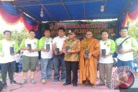 Pemkab Bangka apresiasi YBAL tanam sejuta pohon