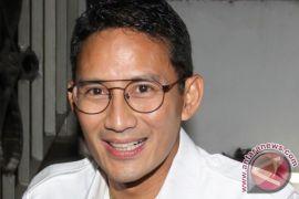 Kemungkinan Sandiaga Uno menjadi Wagub DKI terbuka