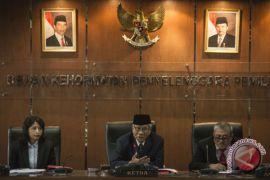 Nama baik 27 penyelenggara pemilu dipulihkan DKPP