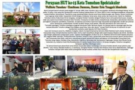 ADVERTORIAL HUT KOTA TOMOHON KE-15 Page 1 Small