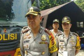 Polisi Siagakan Pengamanan Pendaftaran Pilkada Bupati Bogor