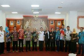 DPRD Yogyakarta Mempelajari Sejarah Transmigrasi Di Lampung