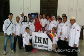 Keluarga Minang Bersilaturahmi Dengan Wali Kota Bogor
