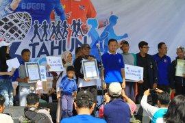 STPP Bogor Dampingi Ciharashas Kampung Tematik Terbaik