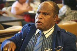 Ketua DPR Papua Tolak Plt Gubernur Dari Pati Polri-TNI