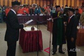 Amiruddin gantikan Zakaria di DPRK Aceh Selatan
