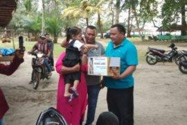 IMM bersama walikota galang dana untuk Rahmad