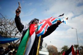 Kota di Inggris akui dan kibarkan bendera Palestina