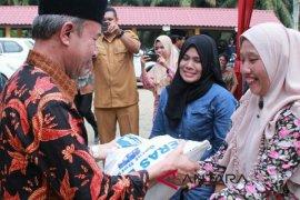 2.080 KK di Aceh Tamiang dapat bantuan beras