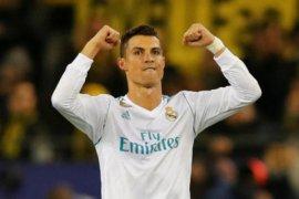 Ronaldo sumbang empat gol saat Madrid hancurkan Girona 6-3