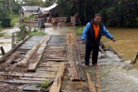 1.820 KK di Sungai Ambawang terkena dampak banjir