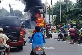 Puluhan ruko di Aceh Utara terbakar