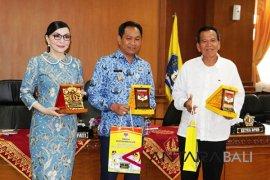 Minahasa Selatan belajar pariwisata ke Pemkab Badung