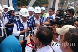 Menhub cari solusi penurunan tarif kereta Kualanamu