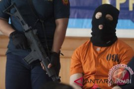 Polisi tembak mati pengedar narkoba internasional