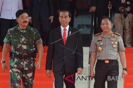 Presiden Jokowi perintahkan Panglima TNI-Kapolri cek peristiwa Nduga