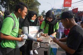"""""""Car free day"""" di Jalan Sudirman Kota Bogor kembali diberlakukan"""