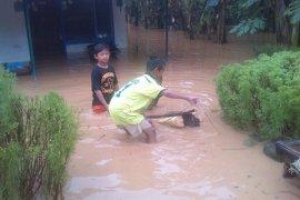 Banjir Rendam Sejumlah Desa di Kabupaten Kediri