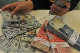 Utang luar negeri RI November 2020 naik jadi 416,6 miliar  dolar AS