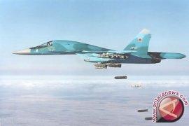 Pemberontak Suriah tembak jatuh pesawat Rusia