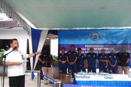 BNNP Jatim Musnahkan 8 Kilogram BB Sabu-sabu