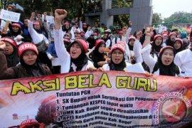 Pemprov Banten Usulkan Guru Honorer Jadi CPNS
