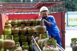 Gas subsidi 3 Kg  tanggungjawab Bapemas