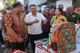Kejari lakukan silaturahmi dengan walikota Denpasar