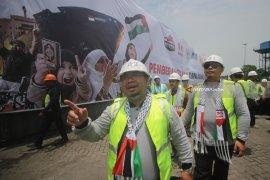 ACT Salurkan 2.000 Ton Beras ke Palestina