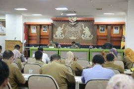 HUT Ke-54 Provinsi Lampung Bernuansa Lokal Sederhana Dan Ceria
